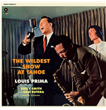 Vynil Louis Prima - The Wildest Show At The Tahoe