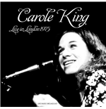 Vynil Carole King - Best Of Live In London 1975