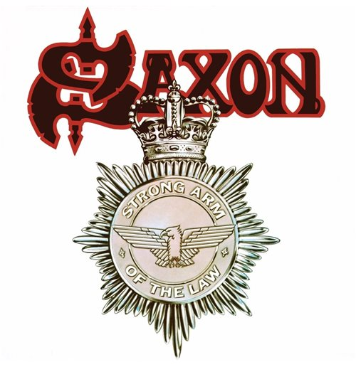 Vynil Saxon - Strong Arm Of The Law