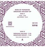 Vynil Bird Of Paradise - Smoking Holiday Ep