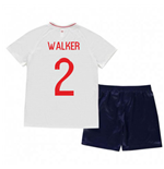 2018-2019 England Home Nike Baby Kit (Walker 2)