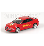 ALFA ROMEO GT SAFETY CAR RED