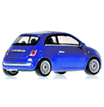 FIAT 500 BLUE METALLIC 2007