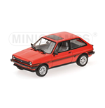 FORD FIESTA XR2 1978 RED