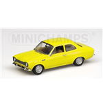 FORD ESCORT I 1971 YELLOW