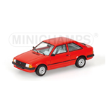 FORD ESCORT 1981 RED