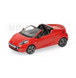 RENAULT WIND 2010 RED