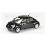 VOLKSWAGEN NEW BEETLE 1998 BLACK
