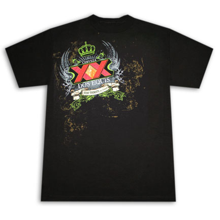 Dos equis heritage t shirt for only at for Dos equis t shirt urban outfitters