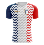 2018-2019 France Away Concept Football Shirt
