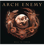 Vynil Arch Enemy - Will To Power (Lp+Cd)