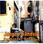 Vynil Jorgen Sandvik - Permanent Vacation