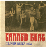 Vynil Canned Heat - Illinois Blues 1973
