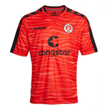 2015-2016 St Pauli Away Football Shirt