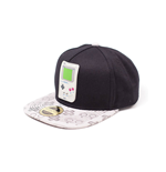 Nintendo Snapback Cap Gameboy Rubber Patch