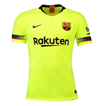 2018-2019 Barcelona Vapor Match Away Nike Shirt