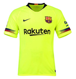 2018-2019 Barcelona Away Nike Football Shirt