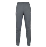 2018-2019 Arsenal Puma Fitted Training Pants with Pockets (Grey) - Kids