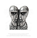 Pink Floyd Pin Badge: Division Bell Heads