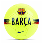 2018-2019 Barcelona Nike Supporters Football (Volt)