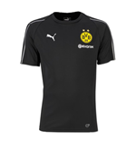 2018-2019 Borussia Dortmund Puma Training Shirt (Black)