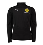 2018-2019 Borussia Dortmund Puma Training Fleece (Black)
