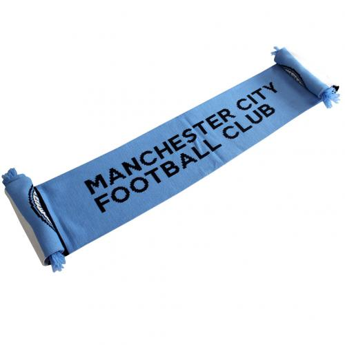 Manchester City F.C. Scarf SS