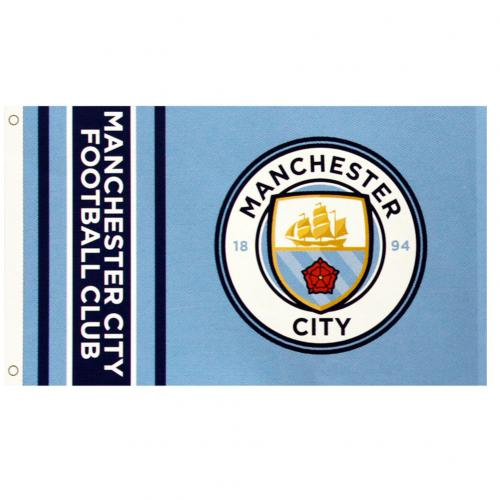 Manchester City F.C. Flag WM