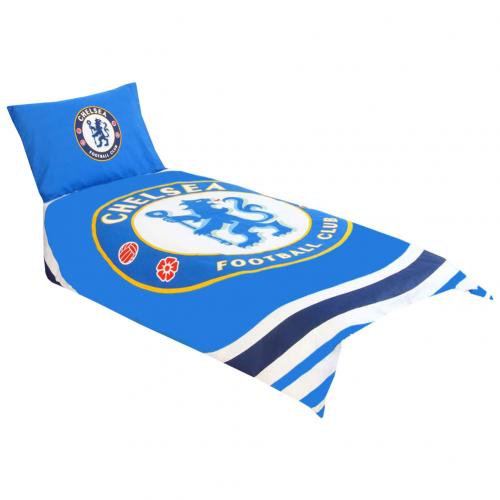 Chelsea F.C. Single Duvet Set PL