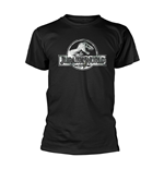 Jurassic World T-shirt Logo
