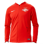 2018-2019 Spartak Moscow Nike Anthem Jacket (Red)