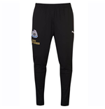 2018-2019 Newcastle Puma Training Pants (Black)