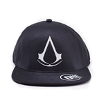 ASSASSIN'S CREED Crest Flatbill Cap, Black