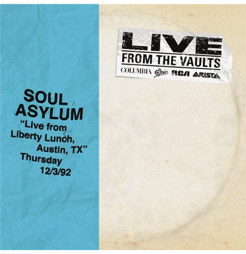 Vynil Soul Asylum - Live From Liberty Lunch, Austin, Tx, 12/3/92 (2 Lp) (Rsd 2018)