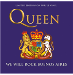 Queen Vinyl Record - The Very Best Of Stadio Buenos Aires