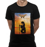 Wonder Woman Movie - Sword - Unisex T-shirt Black