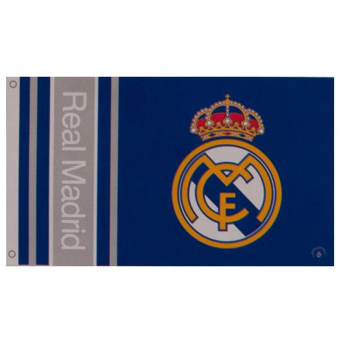 Real Madrid F.C. Flag WM