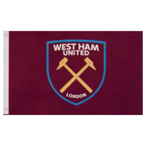 West Ham United F.C. Flag CC