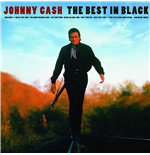 Vynil Johnny Cash - Best In Black (2 Lp)