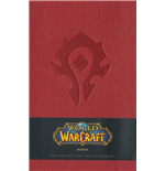 World of Warcraft Hardcover Ruled Journal Horde