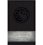Game of Thrones Hardcover Ruled Journal House Targaryen