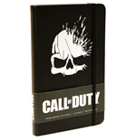 Call of Duty Hardcover Ruled Journal Skull