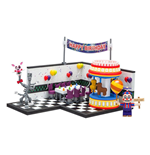 Five Nights at Freddy's Large Construction Set Game Area