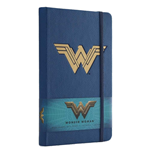 Wonder Woman Movie Hardcover Ruled Journal Logo