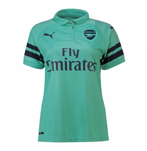 size 40 509c4 4bcd6 2018-2019 Arsenal Puma Third Ladies Shirt