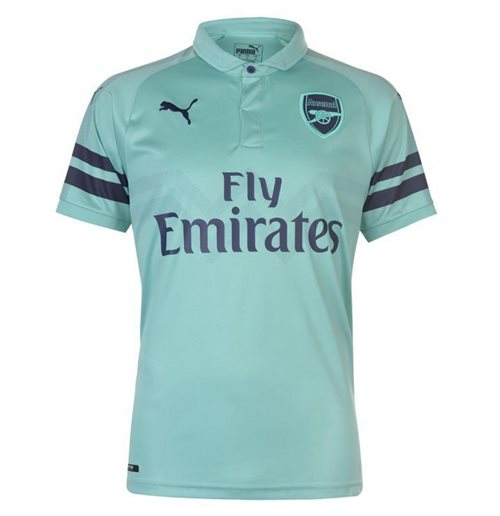 4a1f0ccab Buy Official 2018-2019 Arsenal Puma Third Football Shirt (Big Sizes)