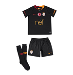 2018-2019 Galatasaray Away Nike Little Boys Mini Kit