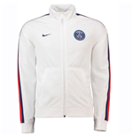 2018-2019 PSG Nike Core Trainer Jacket (White)