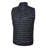 2018-2019 PSG Nike Authentic Down Vest (Dark Blue)