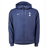2018-2019 Tottenham Nike Authentic Windrunner Jacket (Navy)